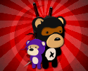 Ninja Bear
