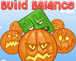 Build Balance. Halloween Edition
