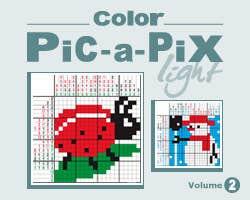 Color Pic-a-Pix Light Vol 2