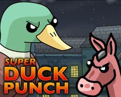 Super Duck Punch!